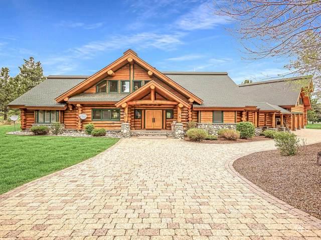 1998 Vardon, New Meadows, ID 83654 (MLS #98805020) :: Build Idaho