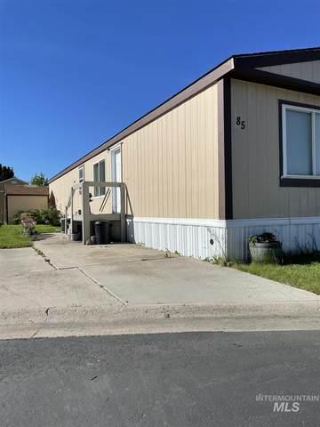 424 W Cherry Lane #85, Meridian, ID 83642 (MLS #98805027) :: Beasley Realty