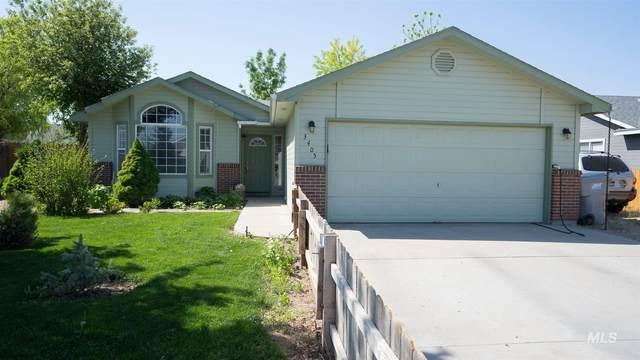 3405 Parkview Way, Nampa, ID 83687 (MLS #98805042) :: Build Idaho