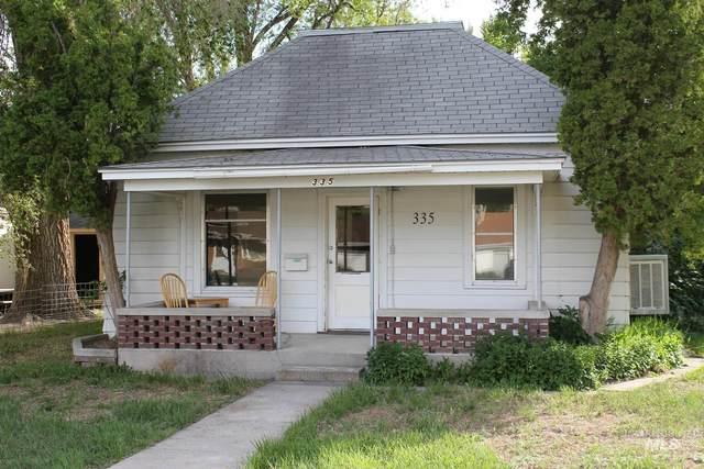 335 S 5 East, Mountain Home, ID 83647 (MLS #98805061) :: Beasley Realty