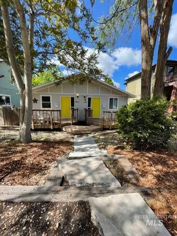 1411 E Hays St, Boise, ID 83712 (MLS #98805073) :: Minegar Gamble Premier Real Estate Services