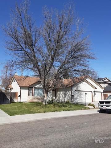 1486 E Ringneck Drive, Meridian, ID 83646 (MLS #98805127) :: Build Idaho