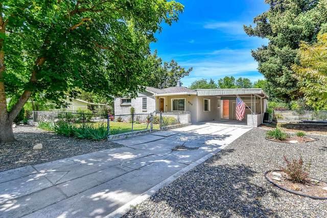 615 N Locust St., Boise, ID 83712 (MLS #98805133) :: Minegar Gamble Premier Real Estate Services