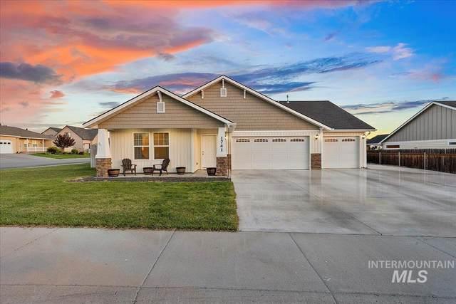 1741 NE Bedrock St., Mountain Home, ID 83647 (MLS #98805155) :: Beasley Realty