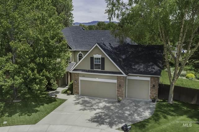 2634 E Gladstone Court, Eagle, ID 83616 (MLS #98805165) :: Build Idaho
