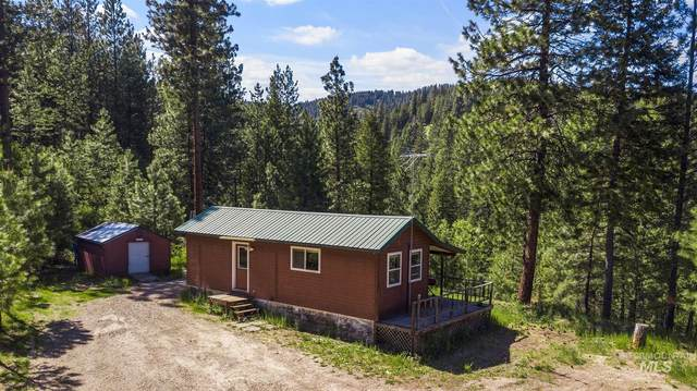 106 Johnson Creek Rd, Boise, ID 83716 (MLS #98805237) :: Beasley Realty