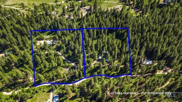 114 & 106 Johnson Creek Rd, Boise, ID 83716 (MLS #98805238) :: Scott Swan Real Estate Group
