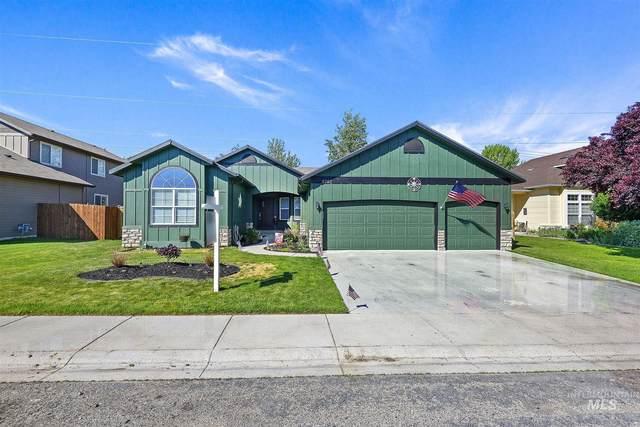 5363 Pegasus Way, Boise, ID 83716 (MLS #98805250) :: Beasley Realty