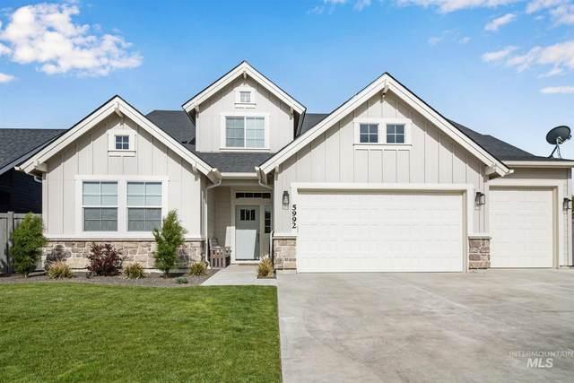 5992 S Stockport Avenue, Meridian, ID 83642 (MLS #98805304) :: Minegar Gamble Premier Real Estate Services
