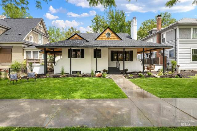 920 W Fort Street, Boise, ID 83702 (MLS #98805359) :: Hessing Group Real Estate