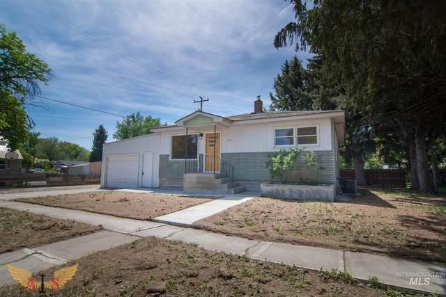 515 West 5th Street, Shoshone, ID 83352 (MLS #98805362) :: Juniper Realty Group
