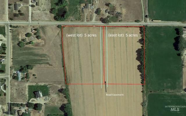 TBD Goodson (East Lot - Parcel 2), Caldwell, ID 83607 (MLS #98805373) :: Build Idaho