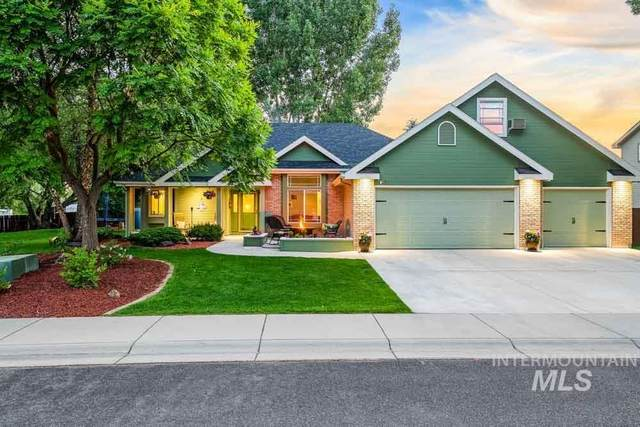 641 S Silver Bow, Eagle, ID 83616 (MLS #98805374) :: Scott Swan Real Estate Group