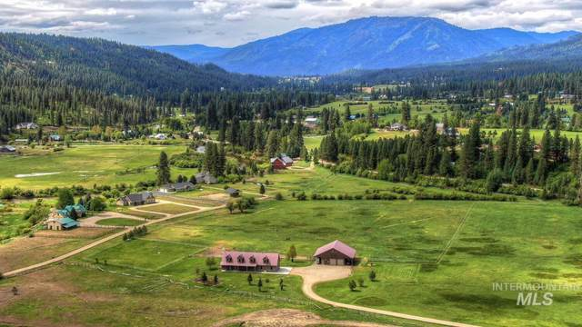 651 Middle Fork Road, Garden Valley, ID 83622 (MLS #98805392) :: Michael Ryan Real Estate