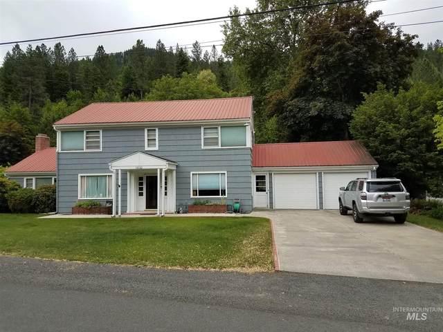 10522 Hartford Avenue, Orofino, ID 83544 (MLS #98805427) :: Jon Gosche Real Estate, LLC