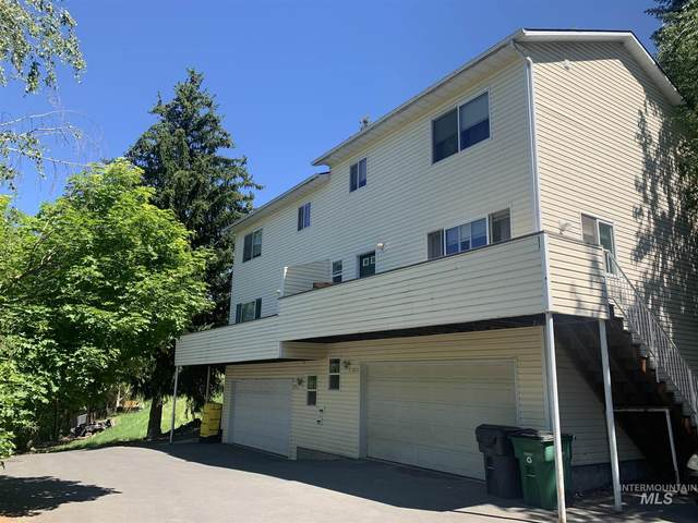 525 Northwood Drive, Moscow, ID 83843 (MLS #98805481) :: Full Sail Real Estate