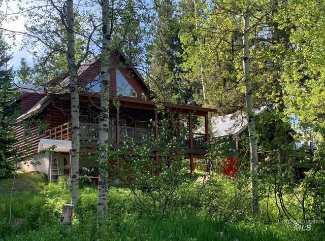 1697 Warren Wagon Road, Mccall, ID 83638 (MLS #98805501) :: Hessing Group Real Estate