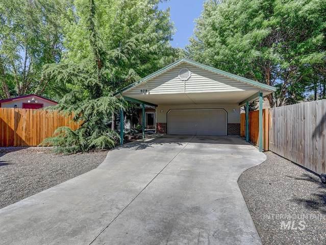 978 E Cembra, Eagle, ID 83616 (MLS #98805530) :: Build Idaho