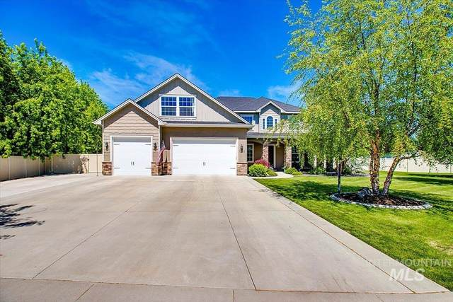 1245 N Terrabella Pl., Eagle, ID 83616 (MLS #98805552) :: Minegar Gamble Premier Real Estate Services