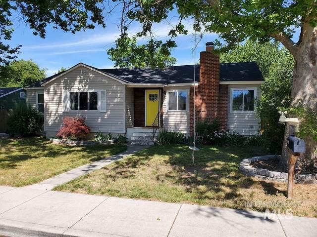 620 N Stanley St, Boise, ID 83706 (MLS #98805560) :: Hessing Group Real Estate