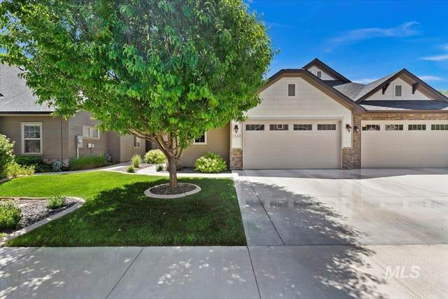 2549 E Satterfield Street, Meridian, ID 83646 (MLS #98805597) :: Boise Home Pros