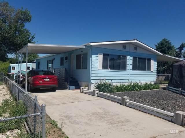 106 Sw 1st Street, Meridian, ID 83642 (MLS #98805629) :: Beasley Realty
