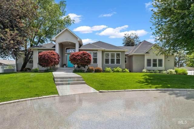 593 W Gray Fox Ct, Meridian, ID 83646 (MLS #98805635) :: Hessing Group Real Estate