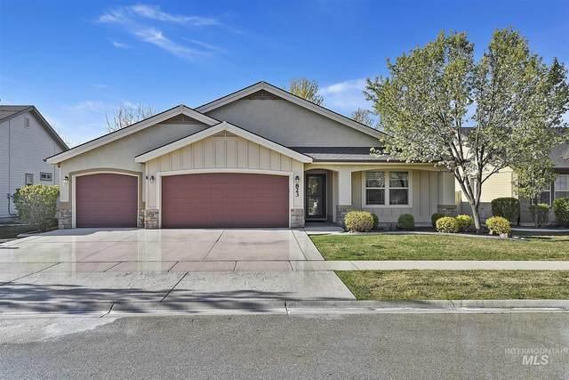 823 E Tallinn Street, Meridian, ID 83646 (MLS #98805638) :: Build Idaho