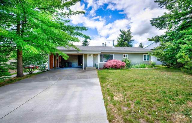 737 Brent Drive, Moscow, ID 83843 (MLS #98805639) :: The Bean Team