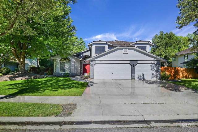 7939 W Bayhill Ct, Boise, ID 83704 (MLS #98805647) :: Beasley Realty