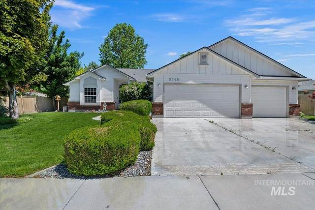 5548 S Santa Cruz, Boise, ID 83709 (MLS #98805655) :: Minegar Gamble Premier Real Estate Services
