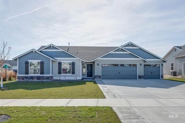 2557 W Balboa Dr, Kuna, ID 83634 (MLS #98805676) :: Build Idaho