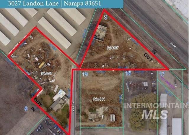 3207 Landon Lane, Nampa, ID 83651 (MLS #98805677) :: Build Idaho
