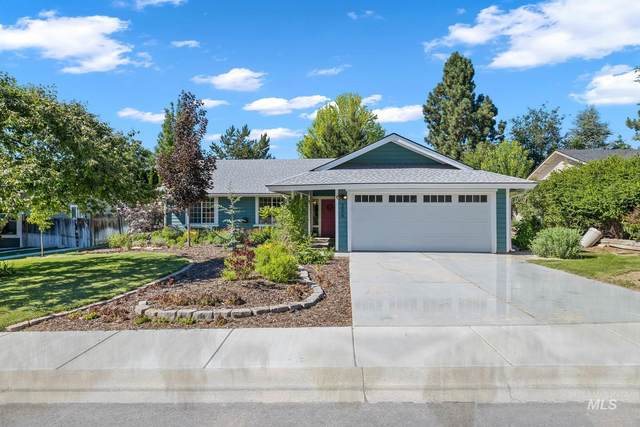 206 E Northview Dr, Eagle, ID 83616 (MLS #98805768) :: Michael Ryan Real Estate