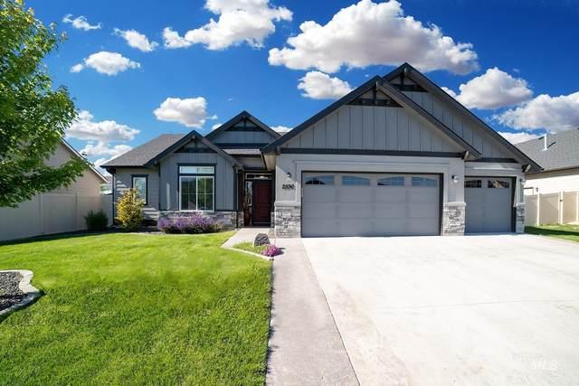 2596 Snocreek, Eagle, ID 83616 (MLS #98805820) :: Hessing Group Real Estate