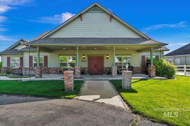 2976 S Bo Daniel Ln, Nampa, ID 83687 (MLS #98805821) :: Own Boise Real Estate