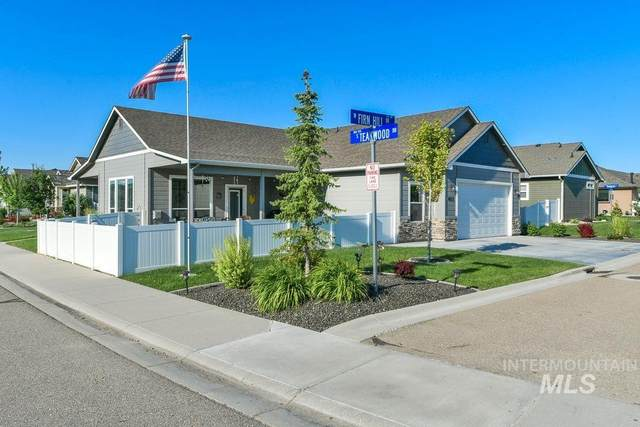 405 W Firn Hill Dr, Nampa, ID 83686 (MLS #98805828) :: Hessing Group Real Estate