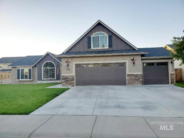730 SW Miner, Mountain Home, ID 83647 (MLS #98805839) :: Hessing Group Real Estate