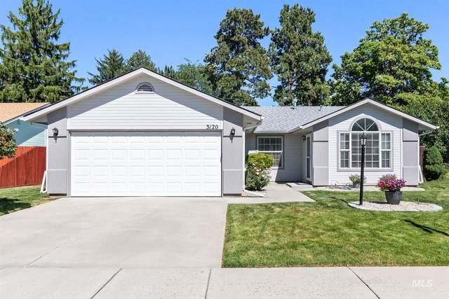 3120 N Columbine Ave, Boise, ID 83713 (MLS #98805861) :: Build Idaho