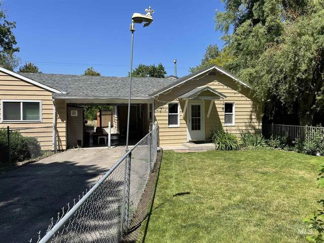 2504 W Anderson, Boise, ID 83702 (MLS #98805865) :: Trailhead Realty Group