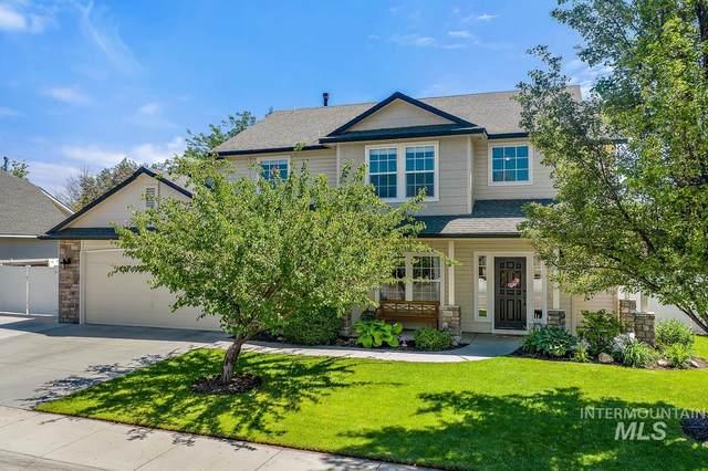 667 W Calderwood, Meridian, ID 83642 (MLS #98805867) :: Hessing Group Real Estate