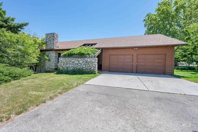 570 Cole, Boise, ID 83709 (MLS #98805915) :: Scott Swan Real Estate Group