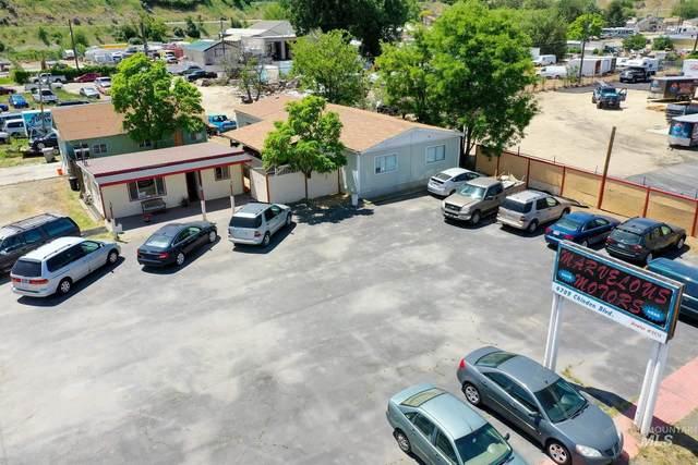4709 W. Chinden Blvd, Garden City, ID 83714 (MLS #98805921) :: Own Boise Real Estate