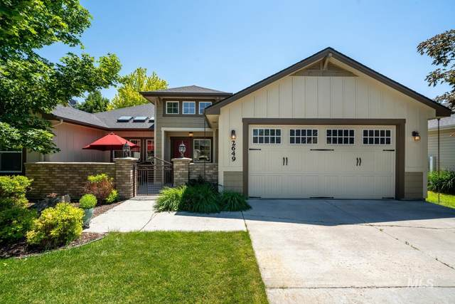 2649 E Piccadilly Lane, Eagle, ID 83616 (MLS #98805932) :: Build Idaho