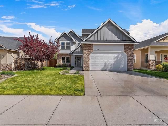 9588 W Blue Meadows St, Boise, ID 83709 (MLS #98805957) :: Beasley Realty