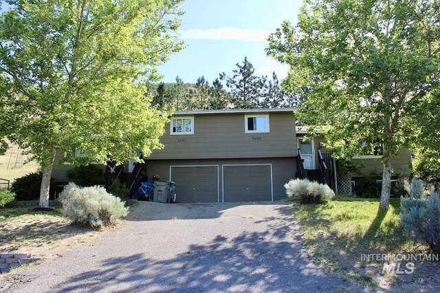 5400 Hill Rd, Boise, ID 83703 (MLS #98805980) :: Build Idaho
