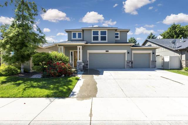 229 E Whitespur St., Meridian, ID 83642 (MLS #98806004) :: Minegar Gamble Premier Real Estate Services