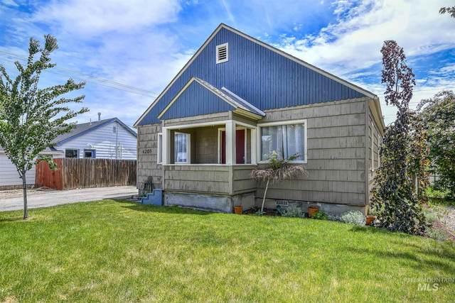 4207 W Marvin Street, Boise, ID 83705 (MLS #98806074) :: Haith Real Estate Team