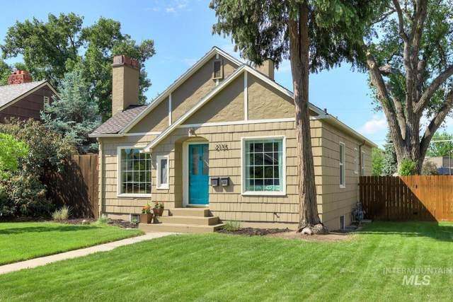 2135 W State St, Boise, ID 83702 (MLS #98806092) :: Michael Ryan Real Estate