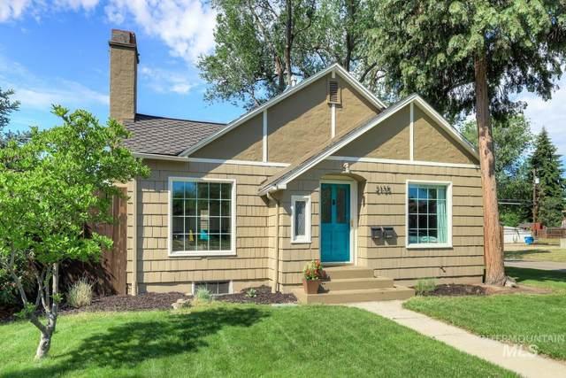 2135 W State St, Boise, ID 83702 (MLS #98806094) :: Michael Ryan Real Estate